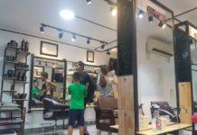 Thiết kế tiệm salon tóc uy tín tại TPHCM