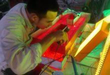 Làm biển điện tử đèn led giá rẻ tại thành phố hồ chí minh