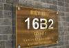 Bảng hiệu số nhà bằng gỗ đẹp