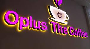 Bảng hiệu quảng cáo đẹp cho quán Cafe