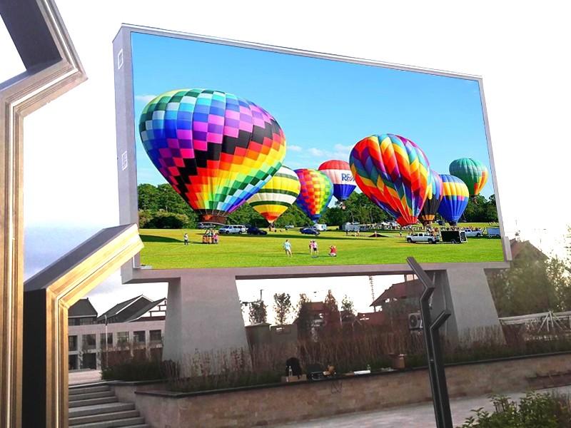 Bảng hiệu quảng cáo màn hình led tại quận Bình Thạnh